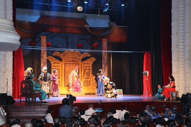 Sân khấu Thành phố Hồ Chí Minh vào mùa kịch Tết Tân Sửu 2021