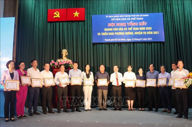 Thành phố Hồ Chí Minh chú trọng xây dựng không gian văn hóa mang tên Bác