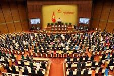 Kỳ họp thứ hai, Quốc hội khóa XV