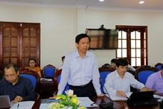 Khảo sát việc thu thập thông tin thực trạng kinh tế - xã hội 53 dân tộc thiểu số tại tỉnh Hòa Bình