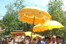 Văn hóa tín ngưỡng của người Khmer