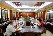 Ủy ban Dân tộc khảo sát việc thu thập thông tin thực trạng kinh tế - xã hội 53 dân tộc thiểu số tại các Bộ, ngành