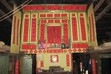 Tục thờ cúng tổ tiên của người Tày
