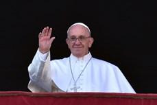 Giáng sinh 2015: Giáo hoàng Francis kêu gọi đoàn kết và tôn trọng lẫn nhau