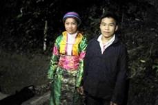 Đậm đà bản sắc dân tộc trong đám cưới người Mông ở Cao Bằng