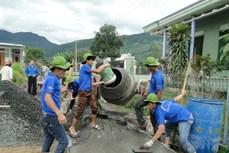 Xây dựng nông thôn mới ở Krông Bông - gian nan hành trình về đích