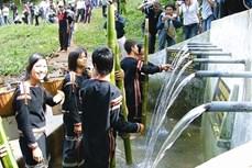 Lễ cúng bến nước của người Ê - đê