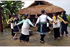 Lễ vào nhà mới dân tộc Mảng