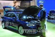 """Xe không khí thải - """"Phao cứu sinh"""" của ngành công nghiệp ô tô châu Âu"""