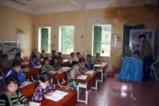 """Học sinh đến lớp đủ là món quà """"Thưởng Tết"""" lớn nhất đối với giáo viên vùng cao"""