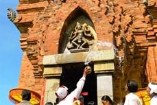 Văn hóa Chăm qua kiến trúc đền tháp