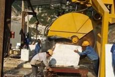 Sập mỏ đá ở Nghệ An, 4 người thương vong