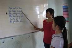 """Kỷ niệm Ngày Nhà giáo Việt Nam 20/11: """"Người mẹ hiền"""" của trẻ khuyết tật"""