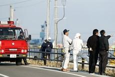 Động đất ở Nhật Bản: Sóng thần cao hơn 1 mét ở Fukushima