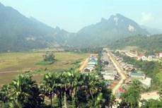 Đổi thay ở vùng nông thôn mới huyện vùng cao Lâm Bình