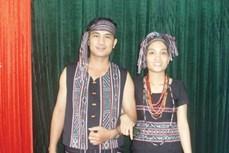 Trang phục truyền thống của dân tộc Hrê ở Quảng Ngãi