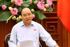 Chỉ đạo của Thủ tướng Chính phủ về kinh tế- xã hội tại một số địa phương
