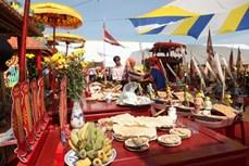 Lễ khao lề thế lính Hoàng Sa tại đảo Lý Sơn (Quảng Ngãi)