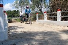 Lão nông tích góp cả đời xây cầu cho dân