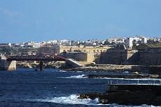 Malta lọc nước biển lấy nước ngọt
