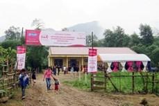 Khánh thành điểm trường mầm non mới giữa đại ngàn Trường Sơn