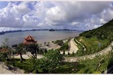 Để huyện đảo Vân Đồn trở thành thiên đường du lịch sinh thái biển đảo