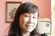 Cô giáo mầm non vận động xây trường