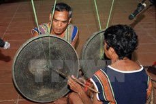Khó bảo tồn chiêng Tha của người dân tộc Brâu ở Tây Nguyên