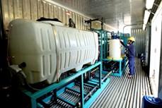 Hoàn thành việc cấp điện lưới quốc gia đến 100% hộ dân ở huyện đảo Lý Sơn
