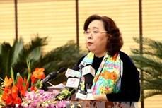 Chủ tịch HĐND, UBND Hà Nội tái đắc cử