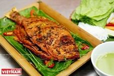 Đến Đà Nẵng thưởng thức cá Bã trầu nướng: Một lần ăn để nhớ mãi