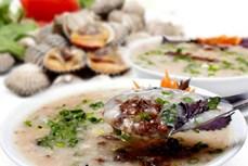 Cháo nhum - Món ăn đặc sản biển