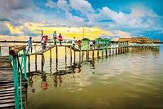 Thị Tường - Đầm tự nhiên lớn nhất đồng bằng sông Cửu Long