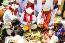 Một vài nghi lễ liên quan đến nước của người Chăm Phan Rí - Bình Thuận