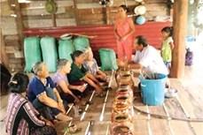 Lễ Chuh Pơ nú - nét văn hóa độc đáo của người Jrai