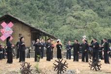 Độc đáo dân ca hát ru và phong slư của người Tày