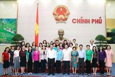 Thủ tướng Nguyễn Xuân Phúc: Không ngừng đổi mới hoạt động của các cấp Hội Liên hiệp Phụ nữ Việt Nam