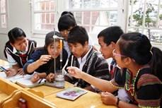Đắk Lắk đầu tư cơ sở vật chất giáo dục cho vùng khó khăn