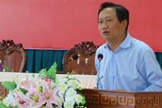 Ban Bí thư Trung ương Đảng quyết định khai trừ ra khỏi Đảng đối với đồng chí Trịnh Xuân Thanh