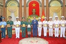 Chủ tịch nước Trần Đại Quang: Cần lan tỏa các gương điển hình tiên tiến trong toàn xã hội