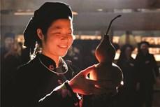 越南岱依族新年祈福祈禄仪式