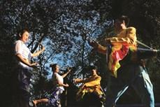 越南南部高棉族人欢度传统节日