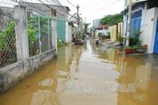 Thành phố Hồ Chí Minh ứng dụng hệ thống thông tin địa lý trong thoát nước, chống ngập