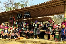 Đặc sắc phiên chợ vùng cao Sin Suối Hồ, Lai Châu