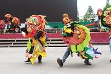 Múa Sư tử mèo - nét văn hóa đặc sắc của người Nùng xứ Lạng
