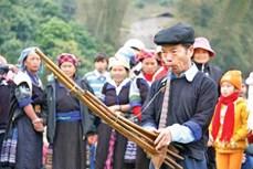 """Nét văn hóa độc đáo trong Nghi lễ """"Sâu khấu"""" của người Mông, Yên Bái"""