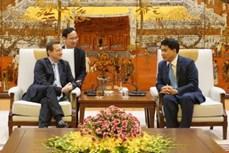 河内市大力推动与新加坡数码技术和工业领域合作