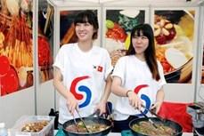 2017年越韩饮食与文化节即将亮相河内