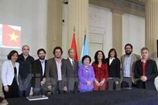 阿根廷媒对越南发展情况给予关注