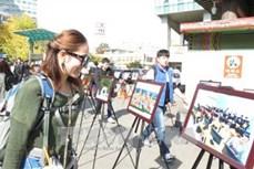 推广越南风土人情的图片展在韩国举行